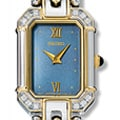 Seiko Jewelry Two-tone Quartz Women's Watch