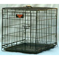 Titan Extra Large 48-inch Ventilated Folding Portable Dog Crate