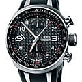 Oris TT3 Men's Black Chronograph Automatic Watch