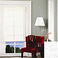 Chicology Kansas White Rollup Blind (48 x 72)
