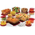Anchor Hocking 36-piece Storage Bowl Set
