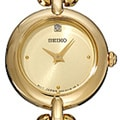 Seiko Women's Goldtone Quartz Watch