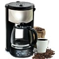 Programmable 12-cup Stainless Steel Coffee Maker