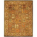 Safavieh Handmade Classic Empire Wool Panel Rug (7'6 x 9'6)