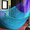 Hand-woven Large Deluxe Royal Pheasant Hammock (Mexico)