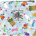 Tropical Frame 20-page 12x12 Memory Album with 40 Bonus Pages