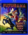 Futurama: Bender's Game (Blu-ray Disc)
