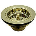 Kitchen Sink Brass Basket Strainer