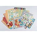 Busy Scrapper&#39;s Birthday 12x12 Scrapbook Kit