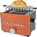 Kalorik Aztec 2-slice Toaster with Bun Warmer