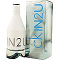 CK IN2U Men's 3.4-ounce Eau de Toilette Spray