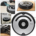 iRobot Roomba 560 Vacuum with Home Base (Refurbished)