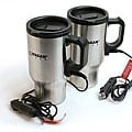 Heated Travel Mug (Set of 2)