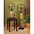 Deco Breeze Kailua 12-inch Tabletop Fan