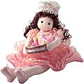 Birthday Princess Musical Doll