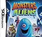 NinDS - Monsters vs. Aliens
