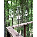 Pewter Love Bracket Torches (Set of 2)