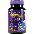Natrol Melatonin Timed-release Sleep Aid Pills (Pack of 5 90-count Bottles)