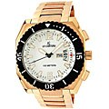 Le Chateau Men's Rose Gold Sports Dinamica Watch