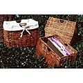 Rattan File Basket