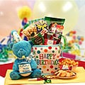 'Birthday Surprise' Gift Tote Bag with Musical Bear