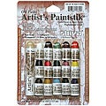 Artist's Paintstik Matte Oil Mini Assortment