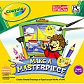 Crayola Make a Masterpiece Children's Software
