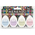 Memento 'Oh Baby!' Dew Drop Dye Ink Pads (Pack of 4)