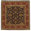 Radiance Hand-knotted New Zealand Wool Rug (10' Square)