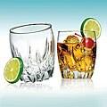 Anchor Hocking '5th Avenue' 4-piece 12-oz Glass Set
