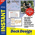 DesignCAD Instant Deck Design Software