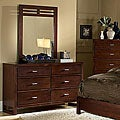 Ferris 2-piece Dresser and Mirror Bedroom Set
