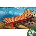 Eucalyptus Single Chaise Lounge