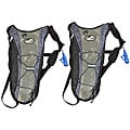 Gooseberry 2-liter Wide Open Green Hydration Packs (Set of 2)