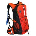 Jem 2-liter Premium Wide Open Fill Cap Orange Hydration Pack