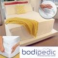 Bodipedic 2-inch Memory Foam Topper and Cotton Cover Set