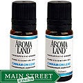 Aromaland Cinnamon Leaf 10 ml Essential Oils (Pack of 2)