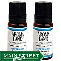 Aromaland 10-ml Peppermint Essential Oil Set (2-pack)