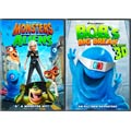 Monsters Vs. Aliens: Ginormous Double DVD Pack (DVD)