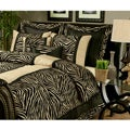 Sherry Kline Zumalay Black/Gold 6-piece Comforter Set