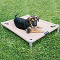 Hugs Indoor/ Outdoor Pet's Large Mesh Cool Cot