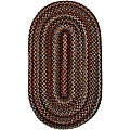 Watch Hill Multi-color Indoor/ Outdoor Braided Rug (2&#39; x 6&#39;)