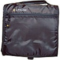 Lifeline First Aid Red Labeled All-purpose Travel Blanket