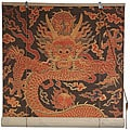 Dragon Design 48-inch Bamboo Blind (China)