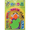 Perler 'Fun Fusion/ Swamp Thangs' Fuse Bead Activity Kit