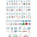 Cricut 'Simply Sweet' Font Cartridge