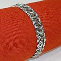 Electroplated Braided Bracelet (Kenya)
