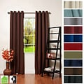 Event - Grommet Top Thermal Insulated 84-inch Blackout Curtain Panel Pair