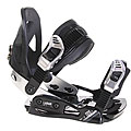 Lamar MX100 Kid's Snowboard Bindings (Size 4-6)