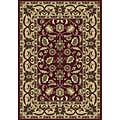 Anoosha Persian Garden Red Rug (2' x 3'5)